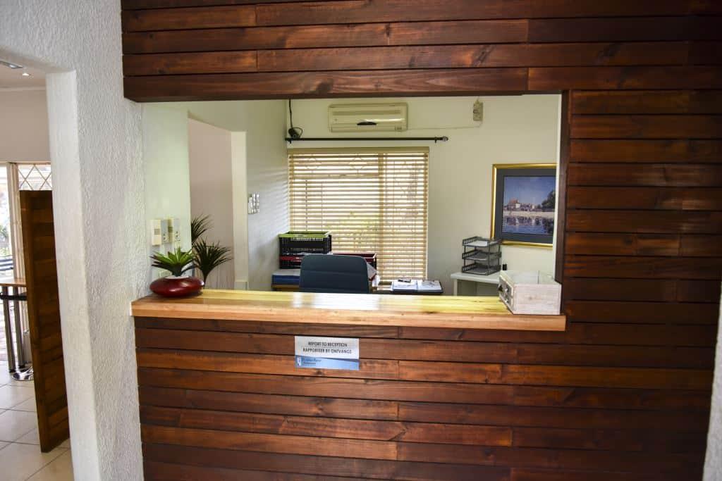 Reception Krugersdorp 1